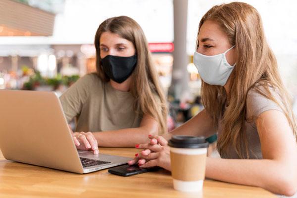 Η μάσκα προστασίας προκαλεί πρόωρη γήρανση!