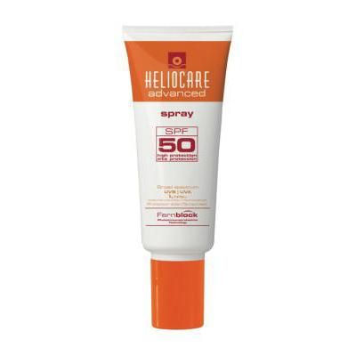Heliocare Sun Protection Advanced Spray SPF 50 200ml
