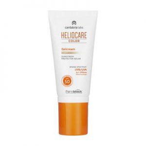 Heliocare Sun Protection Gelcream Color SPF 50 50ml Light