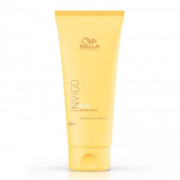 Wella Professionals Invigo Sun After Sun Cleasing Conditioner 200ml