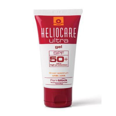 Heliocare Sun Protection Ultra Gel SPF 50+ 50ml